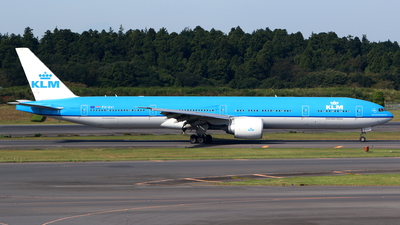 PH-BVI - Boeing 777-306ER - KLM Royal Dutch Airlines