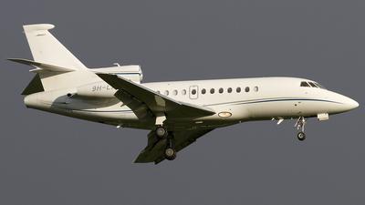 9H-LAS - Dassault Falcon 900EX - Tyrolean Jet Services