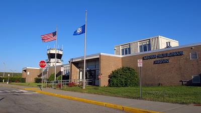 KGON - Airport - Terminal