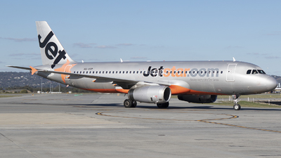 VH-VGP - Airbus A320-232 - Jetstar Airways