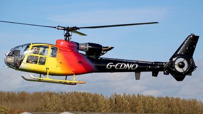 G-CDNO - Westland Gazelle AH.1 - Private