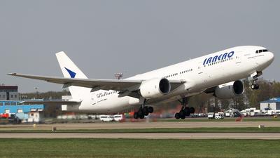VP-BMR - Boeing 777-21H(ER) - IrAero