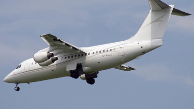 G-RAJJ - British Aerospace BAe 146-200 - Cello Aviation