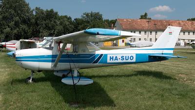 HA-SUO - Reims-Cessna F150L - Private