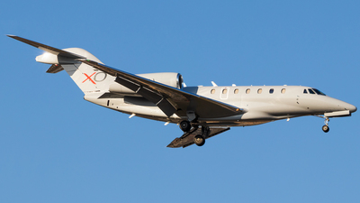 N717XJ - Cessna 750 Citation X - XOJet