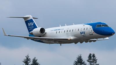 C-GNVC - Bombardier CRJ-200ER - Nav Canada