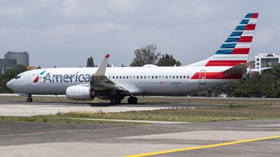 N337PJ - Boeing 737-823 - American Airlines