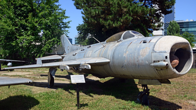 018 - Mikoyan-Gurevich Mig-19PM Farmer D - Romania - Air Force