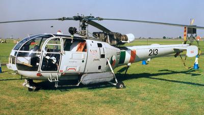 213 - Aérospatiale SA 316B Alouette III - Ireland - Air Corps