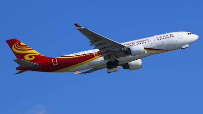 B-LNF - Airbus A330-223 - Hong Kong Airlines