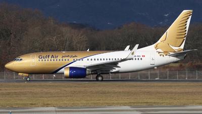 HB-IIQ - Boeing 737-7CN(BBJ) - Gulf Air