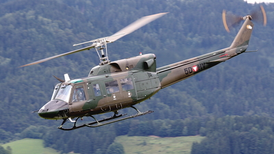 5D-HV - Agusta-Bell AB-212AM - Austria - Air Force