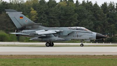 43-97 - Panavia Tornado IDS - Germany - Air Force