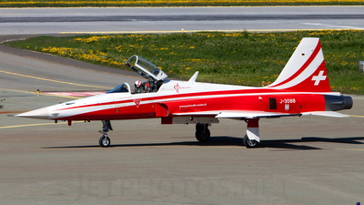 J-3088 - Northrop F-5E Tiger II - Switzerland - Air Force