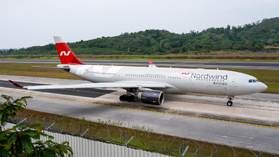 VP-BUB - Airbus A330-223 - Nordwind Airlines