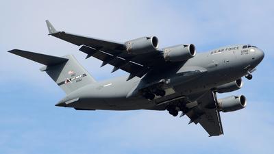 01-0192 - Boeing C-17A Globemaster III - United States - US Air Force (USAF)