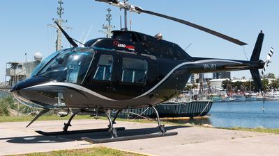 VH-JGZ - Bell 206B JetRanger II - Aerologistics