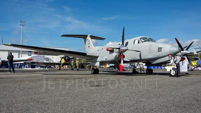 FAC5076 - Beechcraft B300 King Air 350 - Colombia - Air Force