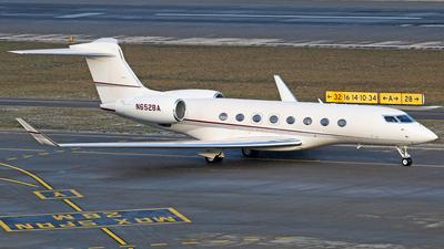 N652BA - Gulfstream G650ER - Private