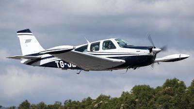 A picture of TGJES - Beech F33A Bonanza - [CE1502] - © Juan Manuel Galvez