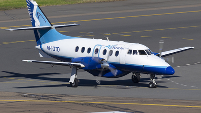 A picture of VHOTD - BAe Jetstream 32 - FlyPelican - © MQ1131