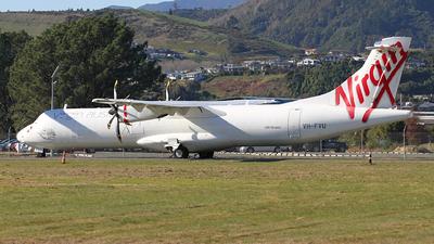 VH-FVU - ATR 72-212A(500) - Virgin Australia Regional Airlines