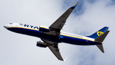 SP-RKP - Boeing 737-8AS - Ryanair Sun