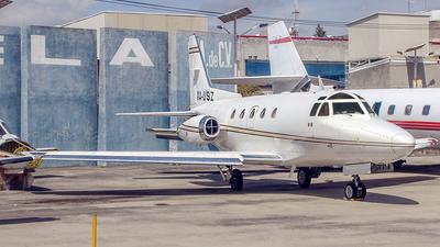 XA-USZ - North American Sabreliner 60A - Private