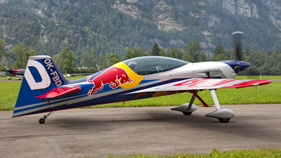 A picture of OKFBD - XtremeAir Sbach 342 - [129] - © Sybille Petersen