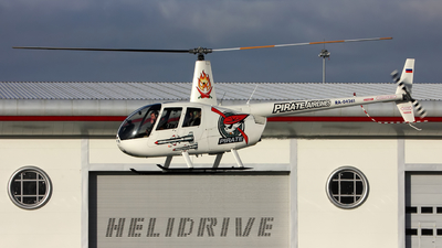 RA-04261 - Robinson R44 Raven - Private