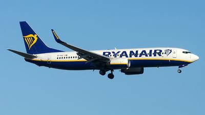 A picture of EIEBG - Boeing 7378AS - Ryanair - © Alexander Portas