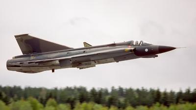 DK-217 - Saab J-35S Draken - Finland - Air Force