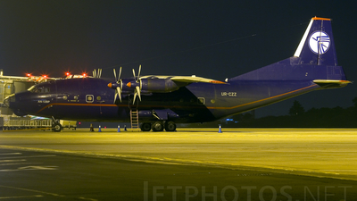 UR-CZZ - Antonov An-12BP - Ukraine Air Alliance (UAA)