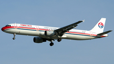 B-6332 - Airbus A321-211 - China Eastern Airlines