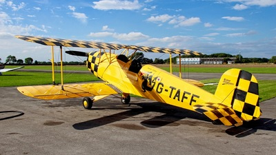 G-TAFF - Bücker 131 Jungmann - Private