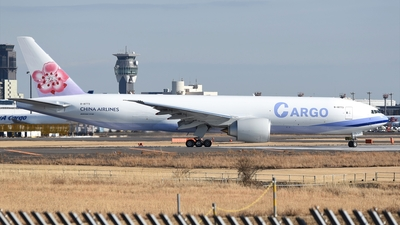 B-18773 - Boeing 777-F - China Airlines Cargo