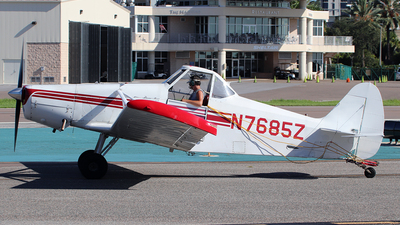 A picture of N7685Z - Piper PA25235 - [253838] - © n94504