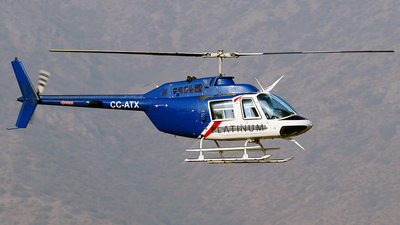 CC-ATX - Bell 206B JetRanger - Platinum Helicopters