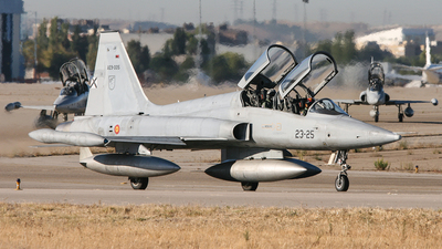 AE.9-005 - Northrop SF-5M Tiger - Spain - Air Force