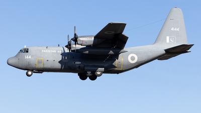 4144 - Lockheed C-130E Hercules - Pakistan - Air Force