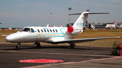 UP-CS302 - Cessna 525B CitationJet 3 - Kaz Air Jet
