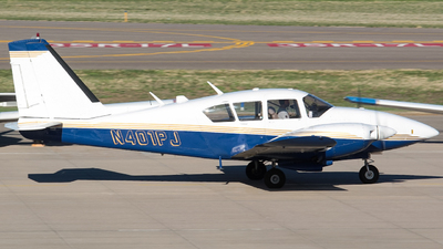 N401PJ - Piper PA-23-250 Aztec - Private
