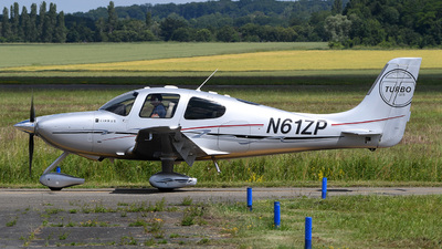 N61ZP - Cirrus SR22-GTS Turbo - Private