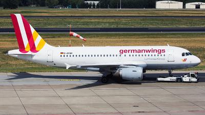D-AKNH - Airbus A319-112 - Germanwings