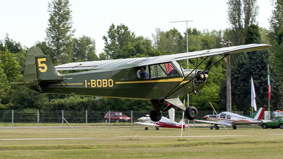 I-BOBO - Piper J-3C-65 Cub - Private