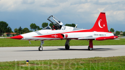 71-3058 - Canadair NF-5A Freedom Fighter - Turkey - Air Force