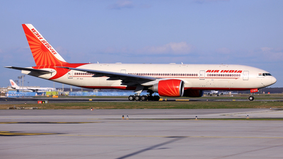 VT-ALA - Boeing 777-237LR - Air India