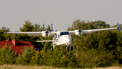 SP-LFG - Tecnam P2006T - LOT Flight Academy