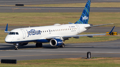 A picture of N298JB - Embraer E190AR - JetBlue Airways - © Bora Polater