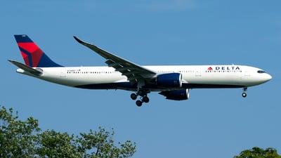 A picture of N410DZ - Airbus A330941 - Delta Air Lines - © Jose R. Ortiz